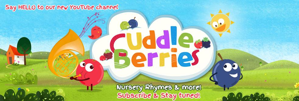 Cuddle Berries - Nursery Rhymes & More