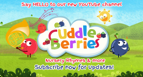 Cuddle Berries - Nursery Rhymes & More