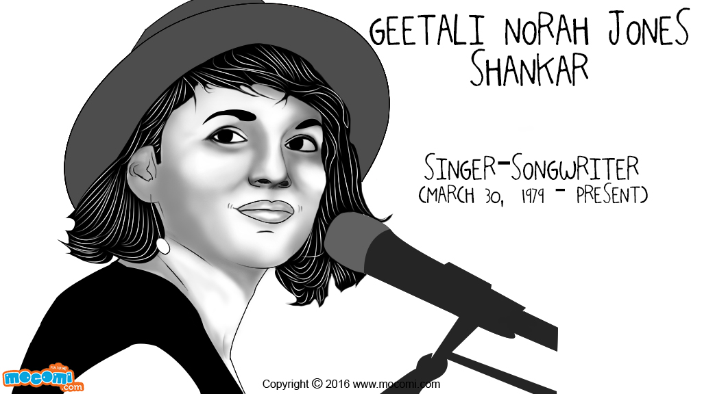 Geetali Norah Jones Shankar