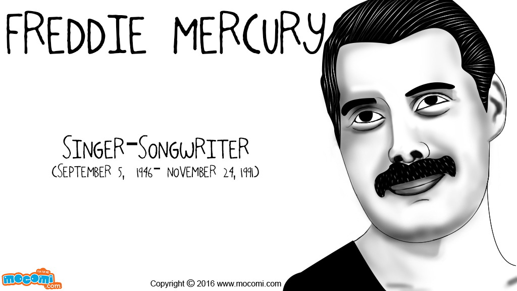 Freddie Mercury Biography
