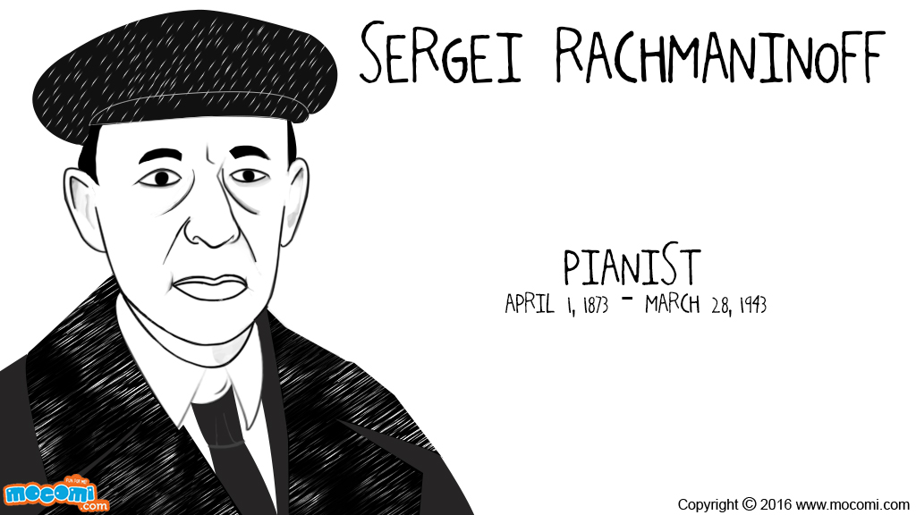 Sergei Rachmaninoff Biography