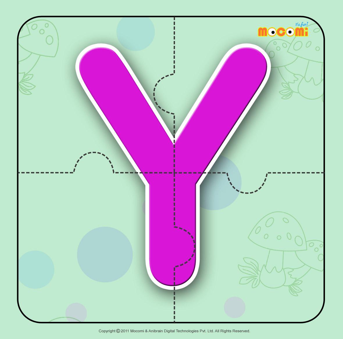 Alphabet Y