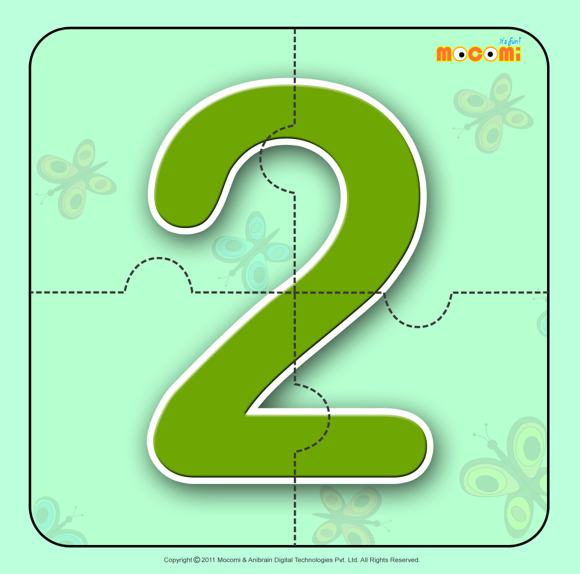 Numbers – Two 2