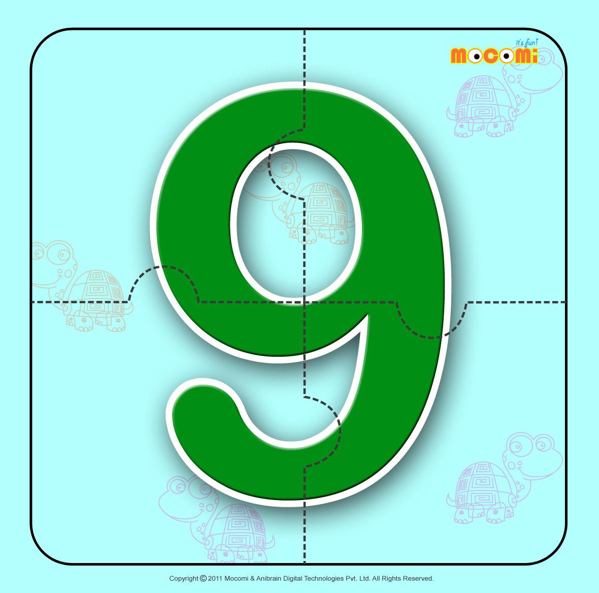 Number – Nine 9