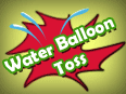Water Balloon Toss