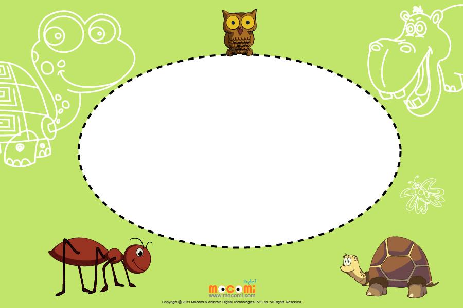 Ants (Photo Frame for Kids)