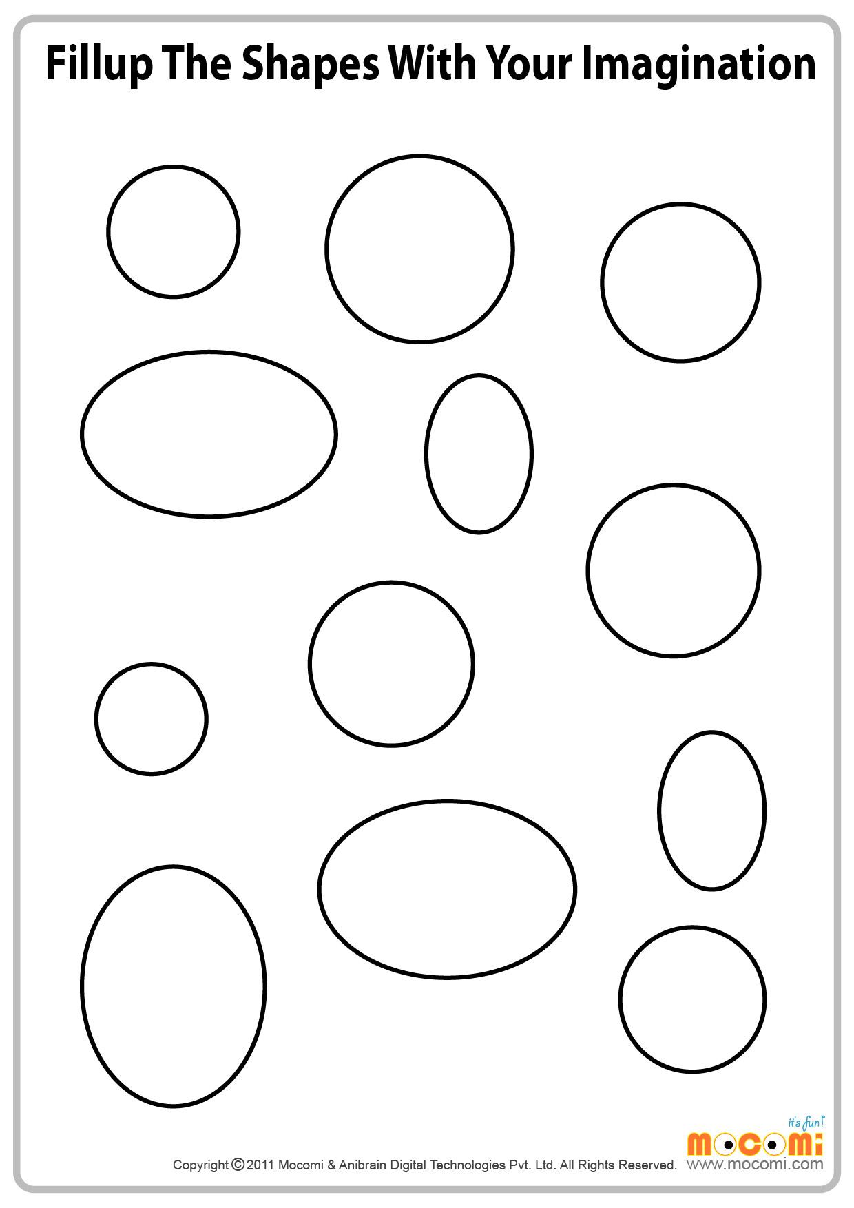 Imagining shapes (IV)