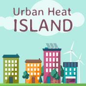 Urban Heat Islands – Environment - Mocomi – Square Thumbnails