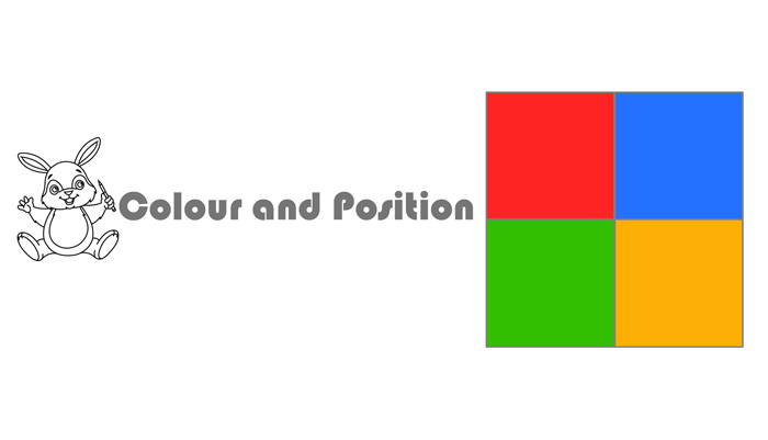Spot the Colour Worksheet