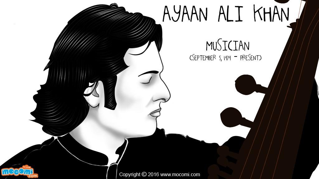 Ayaan Ali Khan Biography