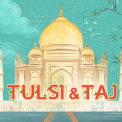 Tulsi and the Taj Mahal