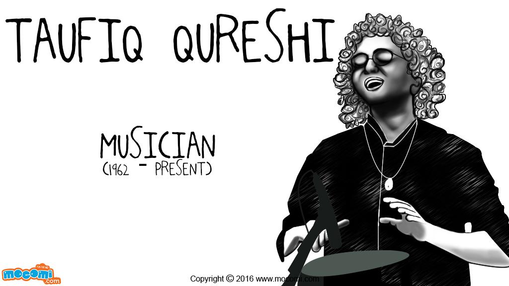Taufiq Qureshi Biography