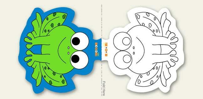 Frog Page Grabber