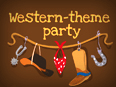Western Theme Party