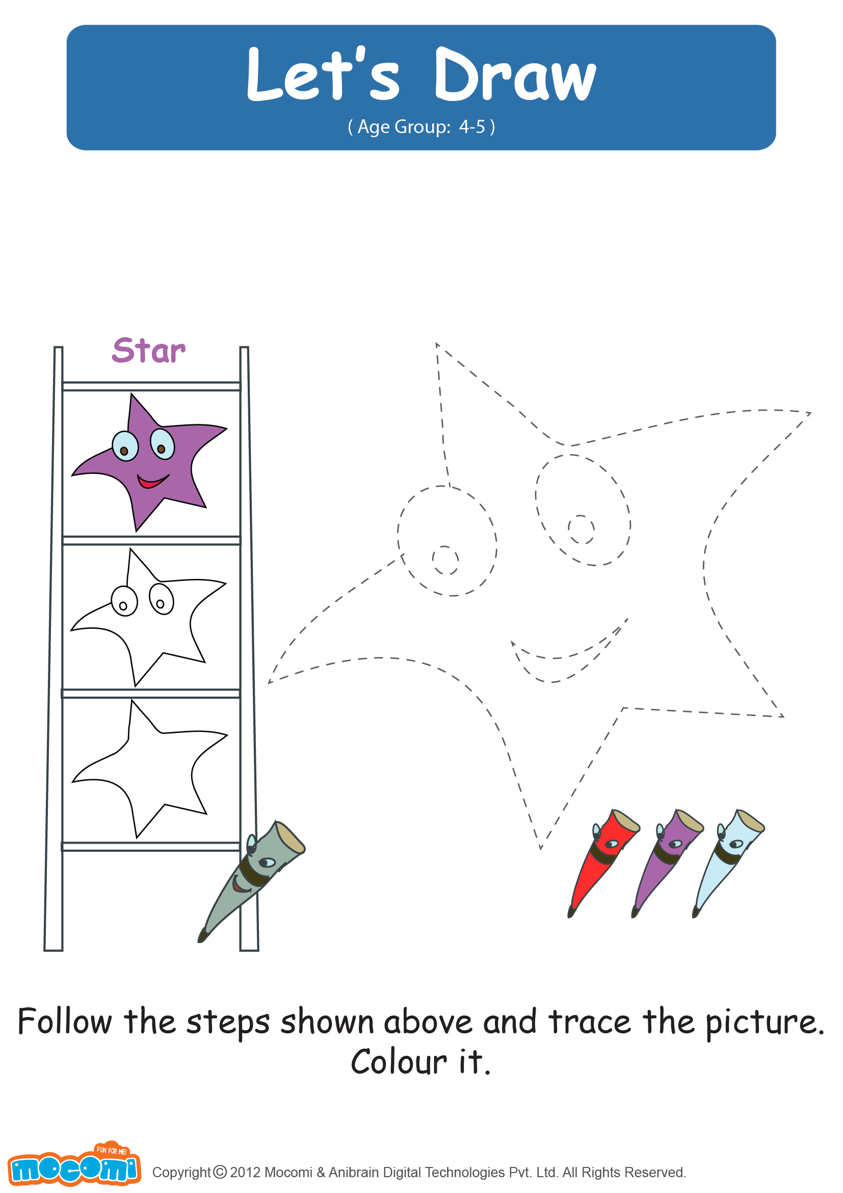 Let's Draw a Star