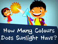 How Many Colours Does Sunlight Have?