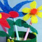 Scrubber Flowers
