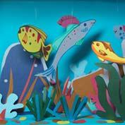 Shoe-Box Aquarium