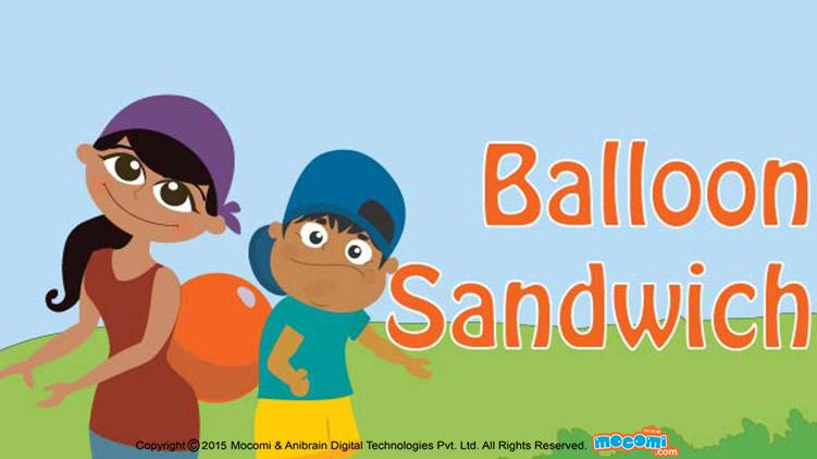 Balloon Sandwich