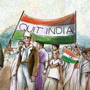 Quit India Movement – 1942
