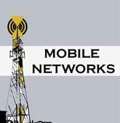 Mobile Networks - 2G, 3G, 4G