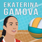 Ekaterina Gamova Biography
