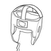 Headgear - Colouring Page