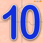 Number - Ten 10