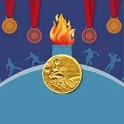 Olympic Award/Medal Ceremony