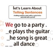 Telling Sentences
