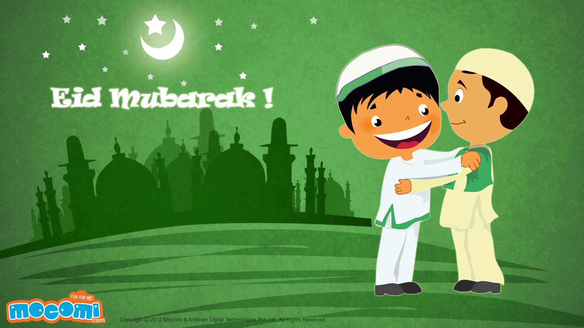 Eid Mubarak – 01