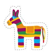 Horse (Cut-out for Kids)