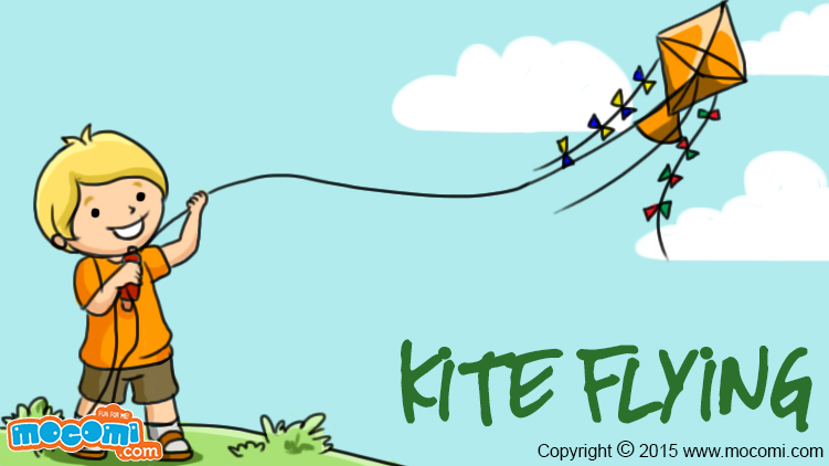 kite flying   fun outdoor games for kids  mocomi