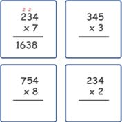 Let's Multiply - Multiplication Worksheet