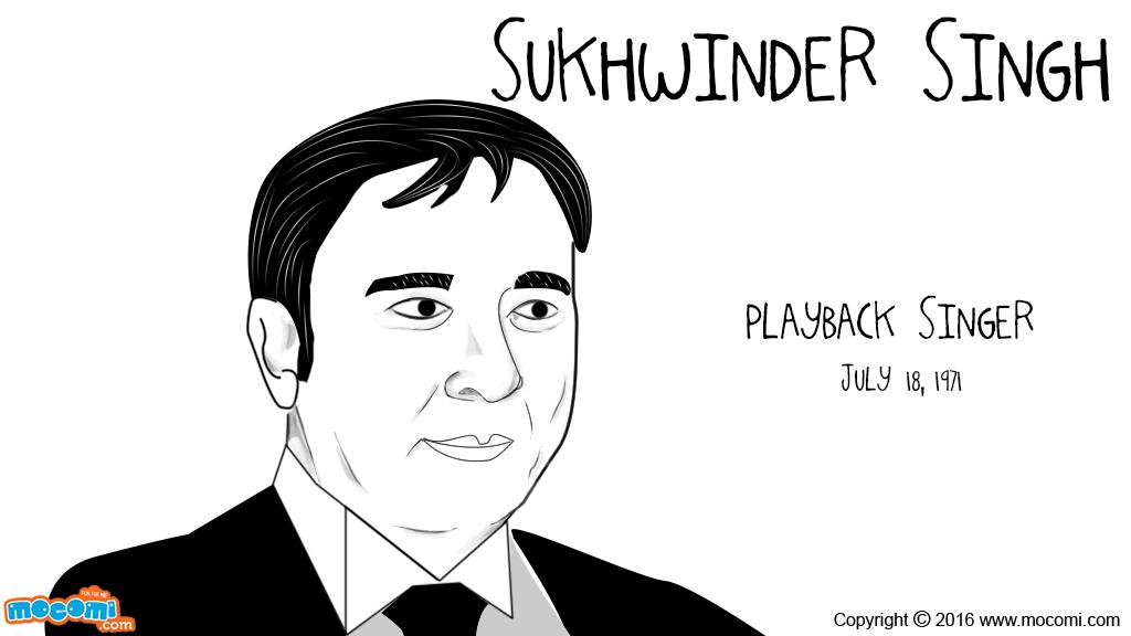 Sukhwinder Singh Biography