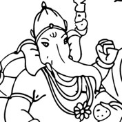 Ganesh with Shiva