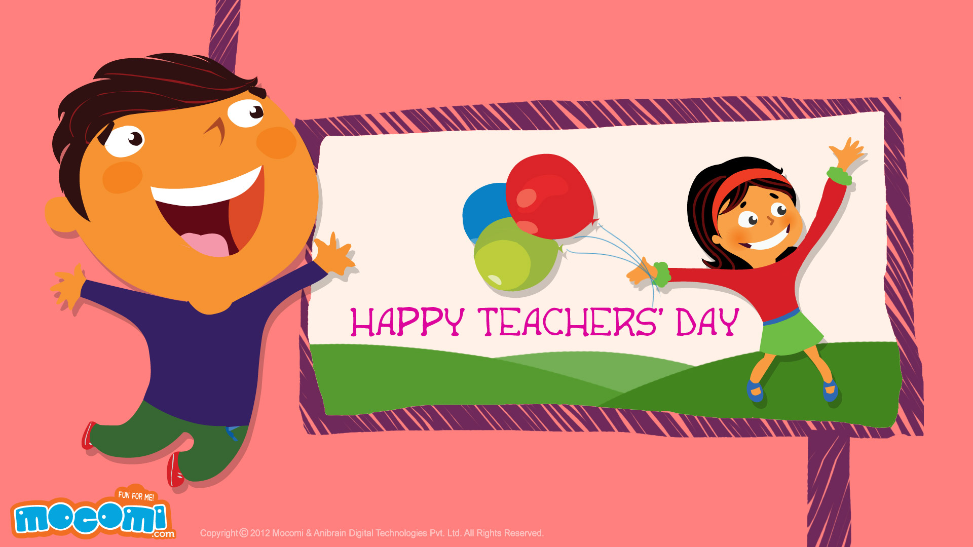 Happy teachers daymocomi fun things to learn do everyday http www mocomi com entertainment happy teachers day wallpaper 03