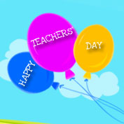 Happy Teachers' Day! 01