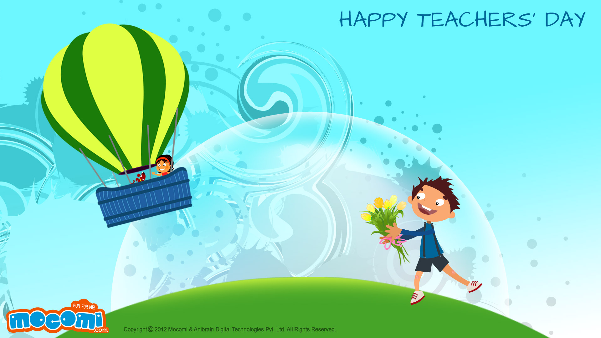 Happy Teachers' Day! 02