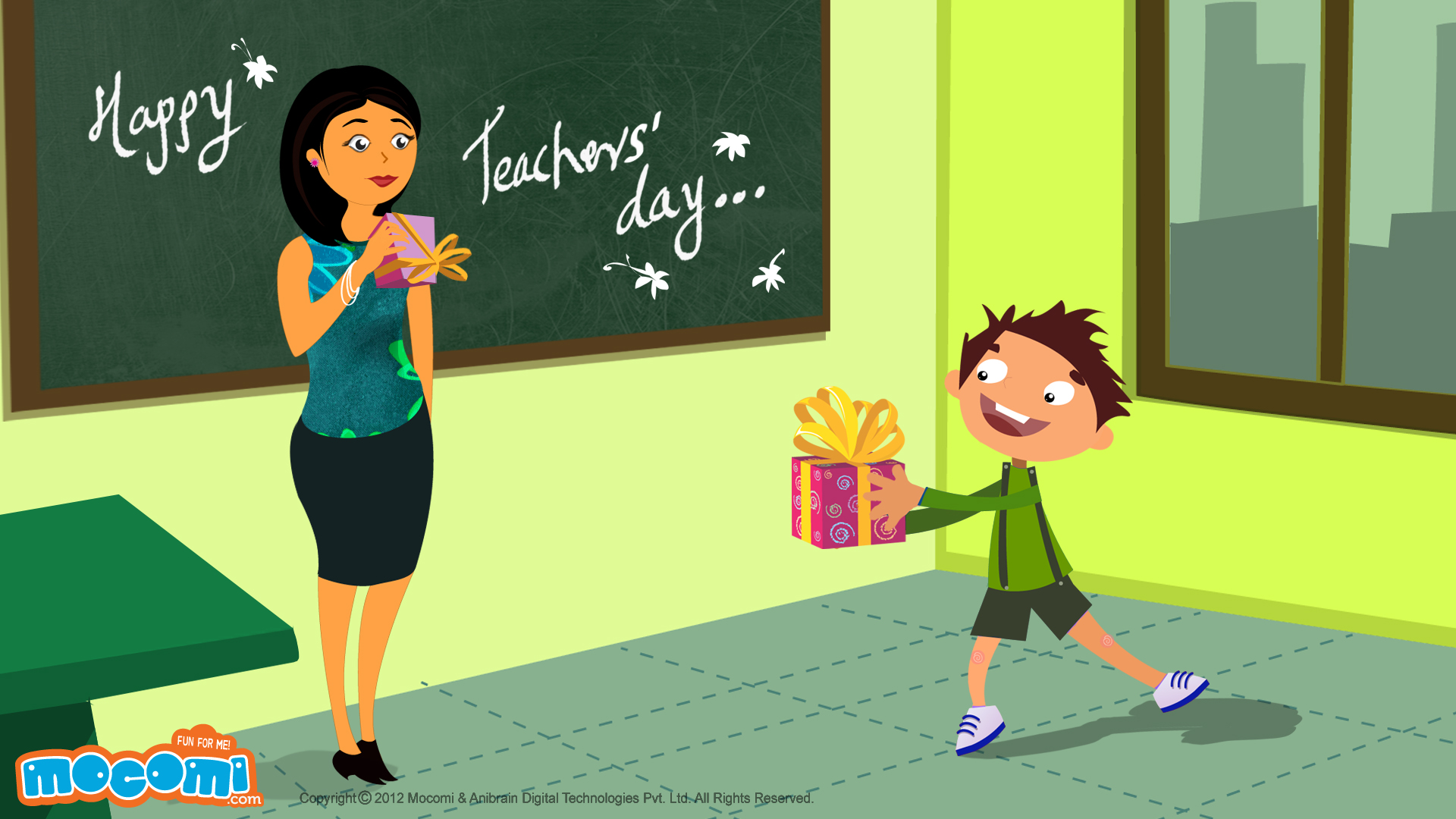 Happy Teachers' Day! 05
