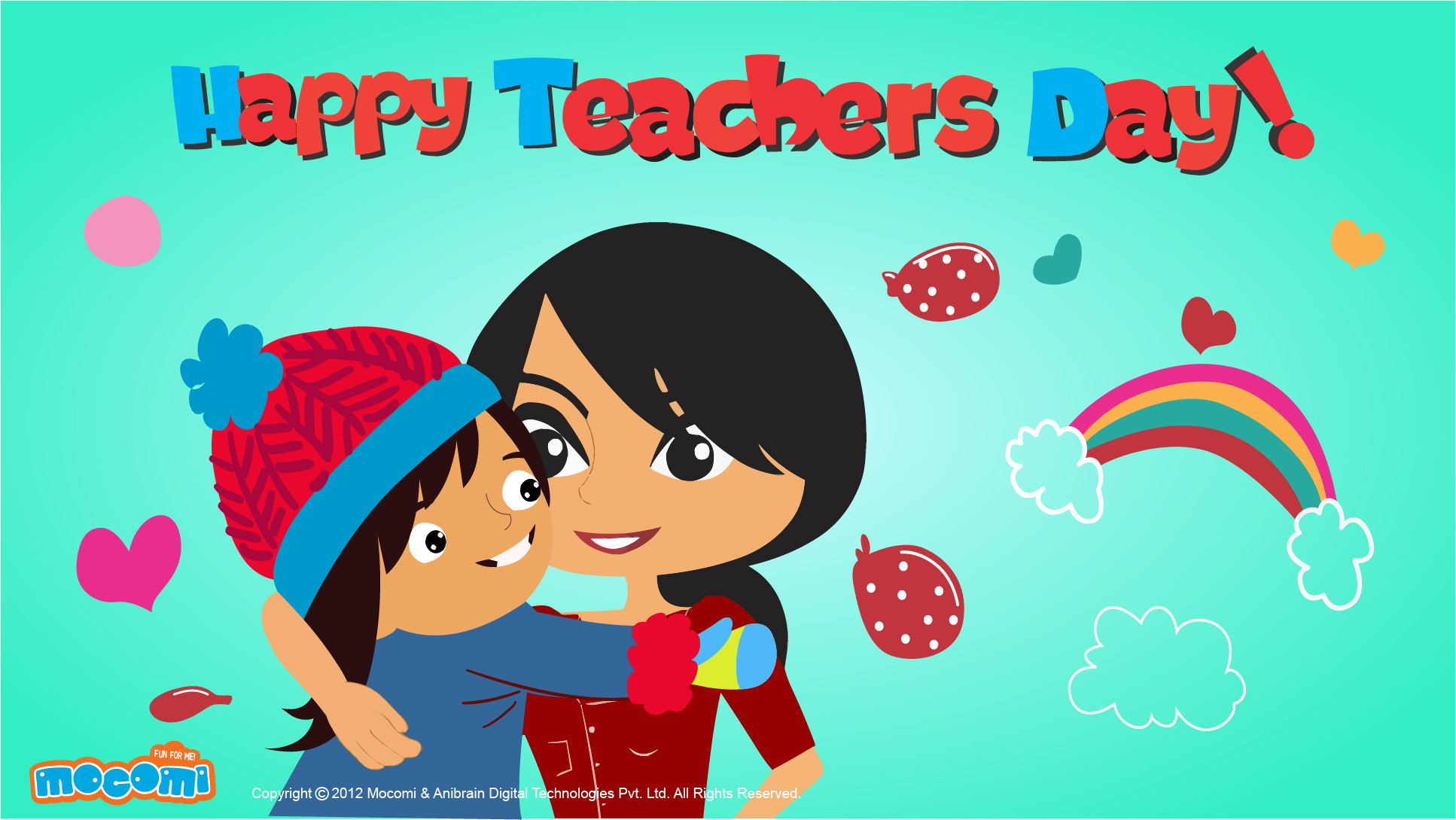 Happy Teachers' Day! 06