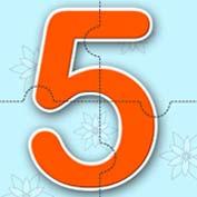 Number - Five 5
