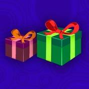 Christmas Gifts (Printable Card for Kids)