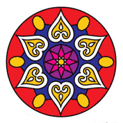 Design for Rangoli