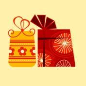 Christmas Gifts 2 (Printable Card for Kids)