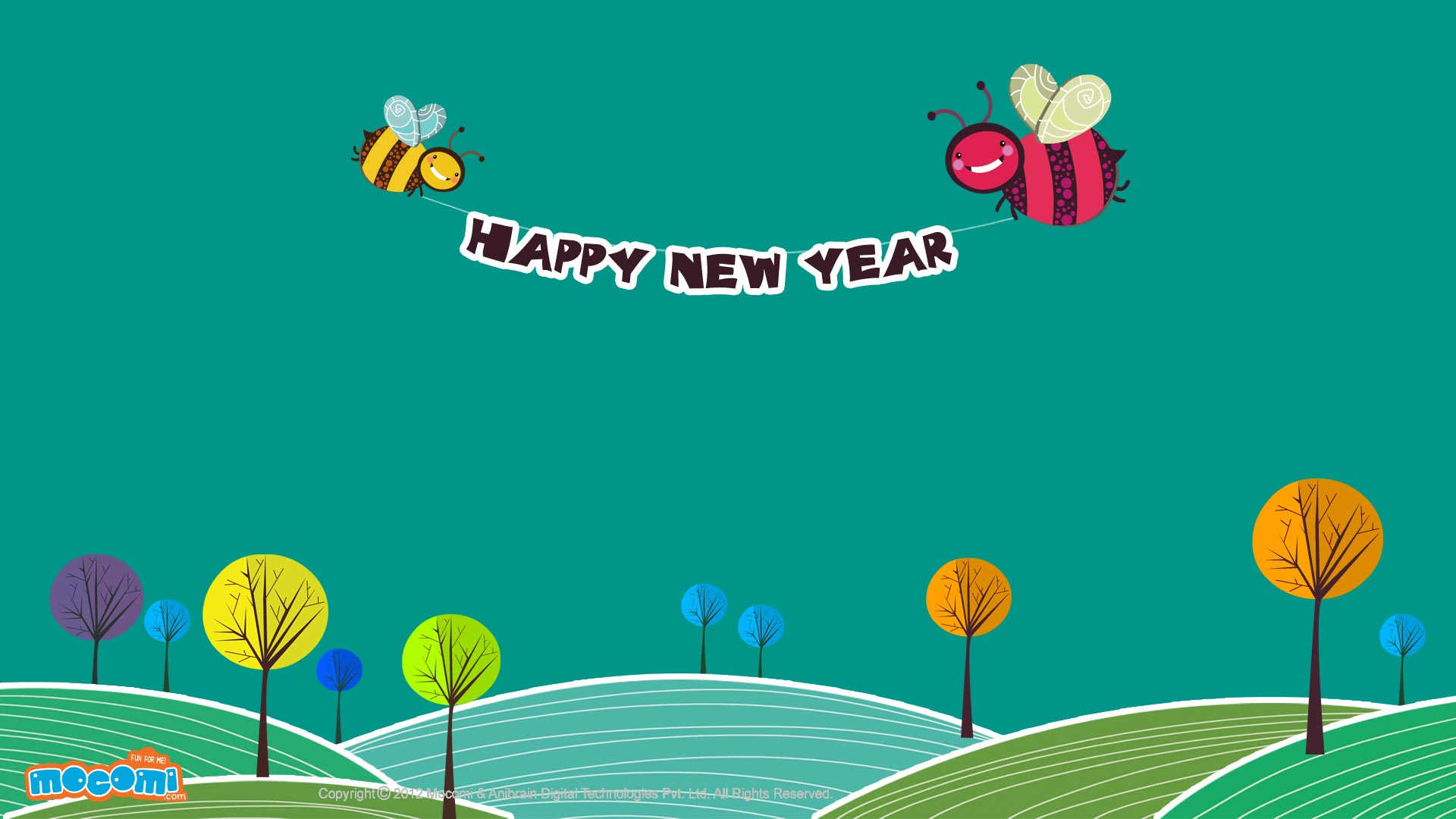Mocomi wishes you a Happy New Year