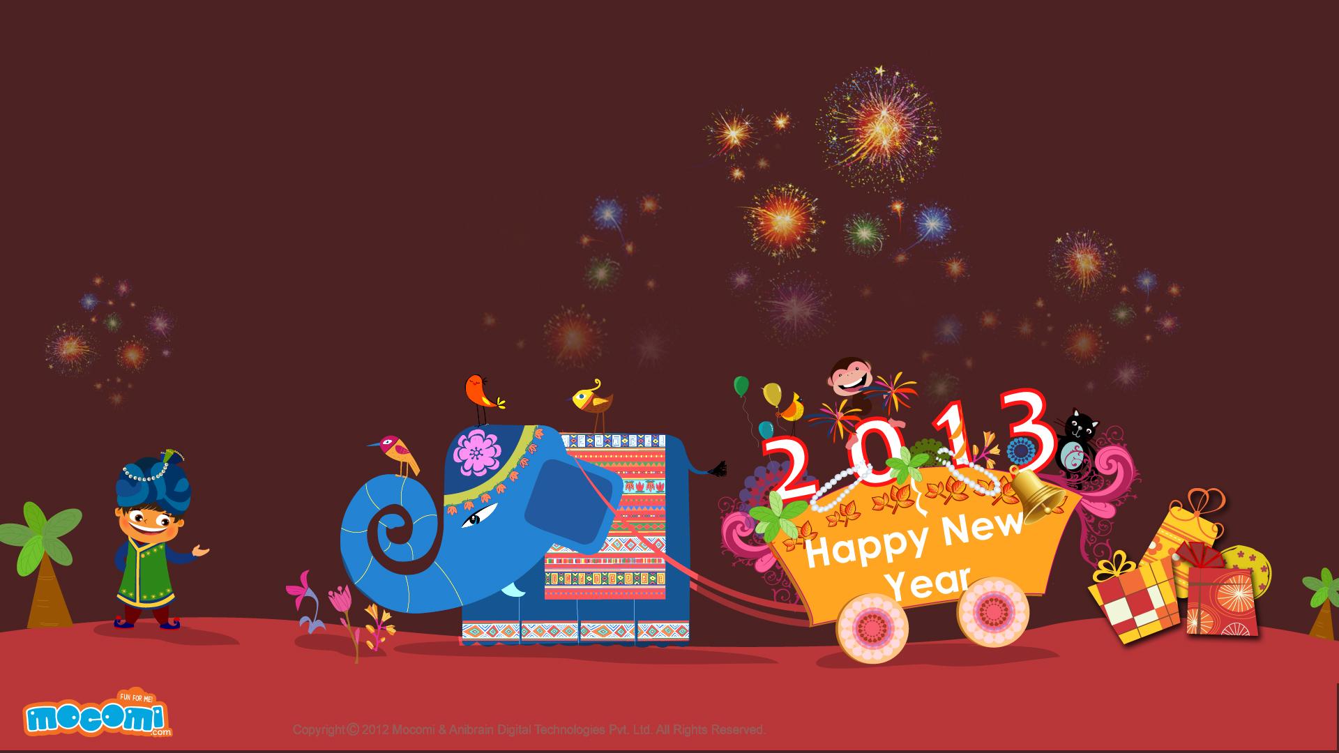 Happy New Year 2013 – 03