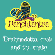 Panchatantra: Brahmadatta, Crab and The snake