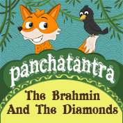 Panchatantra: The Brahmin And The Diamonds