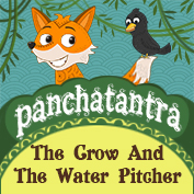 Panchatantra: The Crow And The Water Pitcher